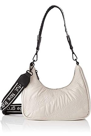 Desigual Fabric Shoulder Bag, Borsa a Tracolla. Donna, , U
