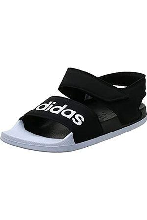 adidas ADILETTE SANDAL, Scarpe da ginnastica Unisex-Adulto, core black/ftwr white/core black, 43 EU