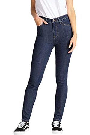 Lee Scarlett High Jeans, Blu , 24W / 31L Donna
