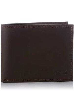 Levi's Casual Classics Hunte Coin Bifold-Batwing, Accessori da Viaggio-Portafoglio bi-Fold Uomo, , Un