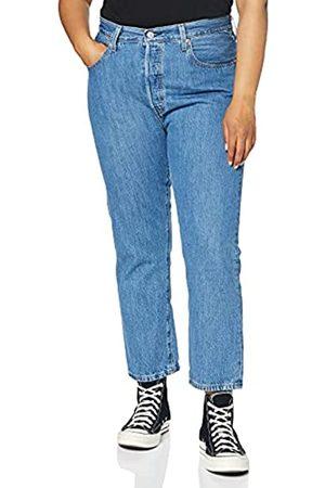 Levi's 501 Crop Jeans, , 24W / 26L Donna
