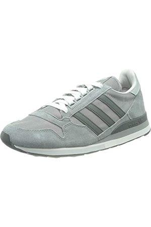 adidas ZX 500, Scarpe da Ginnastica Uomo, Grey Four/Grey Six/Grey Three, 42 2/3 EU
