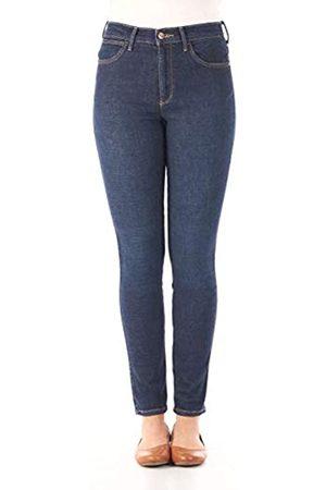 Wrangler High Rise Skinny Jeans, Blu , 28W / 30L Donna