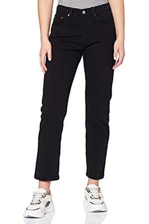Levi's 501 Crop Jeans, , 25W / 30L Donna