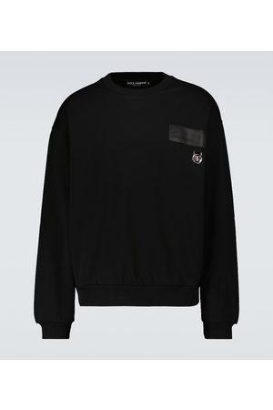 Dolce & Gabbana Felpa in jersey con stampa