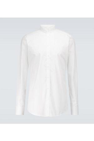 Dolce & Gabbana Camicia in cotone con stampa