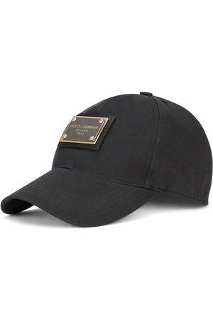 Dolce & Gabbana Uomo Cappelli con visiera - Cappello da baseball con applicazione