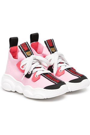 Moschino Sneakers con stampa