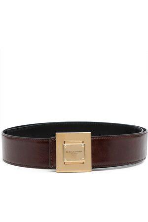 Dolce & Gabbana Uomo Cinture - Cintura incisa