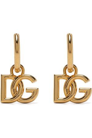 Dolce & Gabbana Uomo Orecchini - Orecchini a cerchio