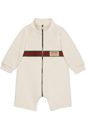 Gucci Kids Body e tutine - Tutina a righe