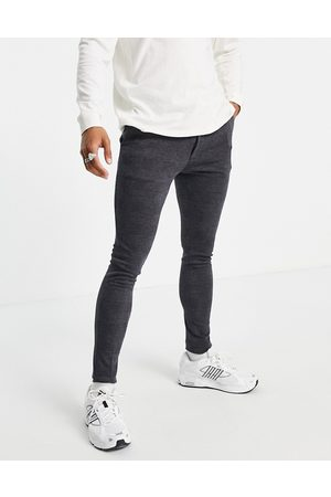 ASOS Joggers extreme skinny eleganti a quadri