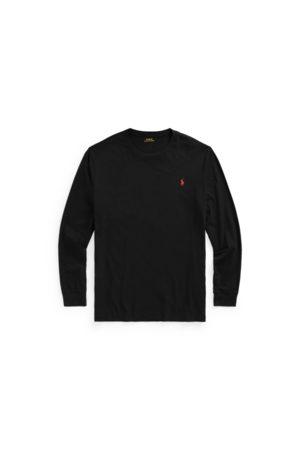 Ralph Lauren Maglietta in jersey a maniche lunghe