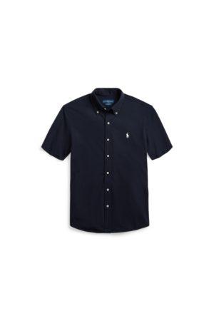 Polo Ralph Lauren Uomo Casual - Camicia ultraleggera in piqué