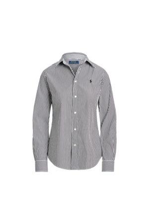 Polo Ralph Lauren Donna Camicie - Camicia a righe Classic-Fit