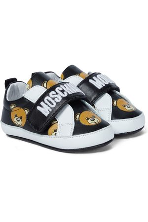 Moschino Baby - Sneakers in pelle