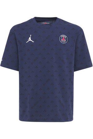 Nike T-shirt Jordan Psg Con Stampa