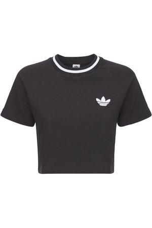 ADIDAS ORIGINALS Donna T-shirt - T-shirt Cropped