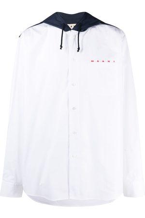 Marni Camicia con cappuccio