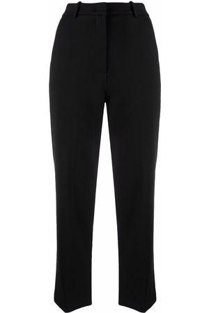 Pinko Donna Eleganti - Pantaloni sartoriali crop
