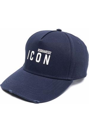 Dsquared2 Cappello da baseball con stampa