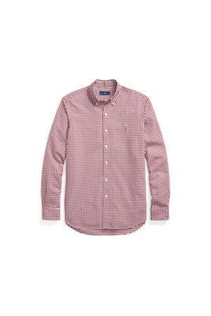 Polo Ralph Lauren Camicia Oxford a righe Slim-Fit