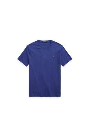 Polo Ralph Lauren Maglietta in cotone Custom Slim-Fit