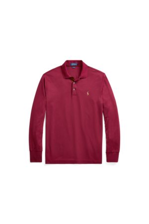 Polo Ralph Lauren Polo in cotone Custom Slim-Fit