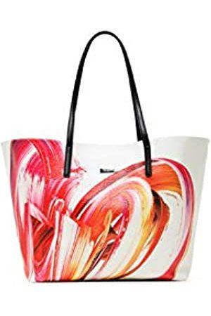 Desigual PU Shopping Bag, Borsa shoppering Donna, , U