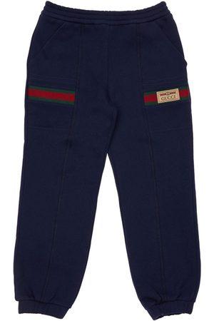 GUCCI Pantaloni In Cotone