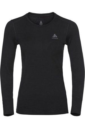 Odlo SUW Natural 100% Merino Warm - maglietta tecnica - donna