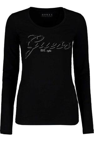 Guess Donna T-shirt a maniche lunghe - T SHIRT LS CN RAISA TEE DONNA