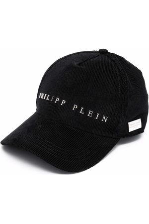 Philipp Plein Cappello da baseball con applicazione
