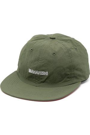 Maharishi Cappello da baseball con ricamo