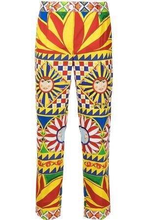 Dolce & Gabbana Pantaloni con stampa