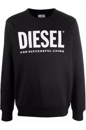 Diesel Uomo Felpe - Felpa con stampa