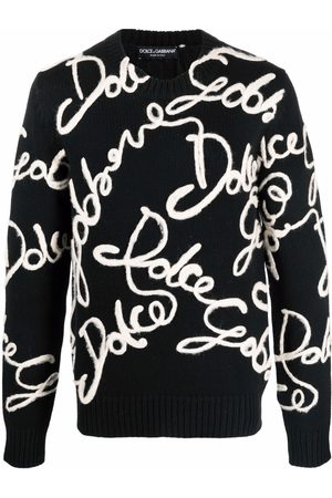 Dolce & Gabbana Maglione con ricamo