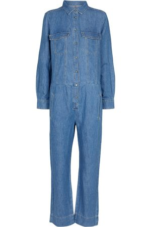 7 for all Mankind Jumpsuit di jeans Drift Away