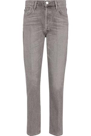 Goldsign Jeans slim Benefit a vita alta