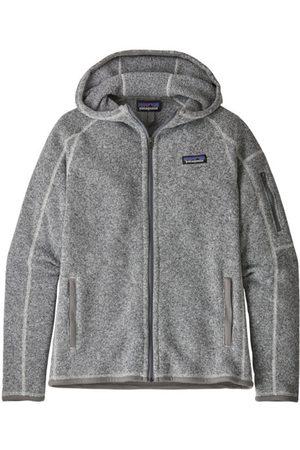 Patagonia Better Sweater Hoody - felpa in pile con cappuccio - donna
