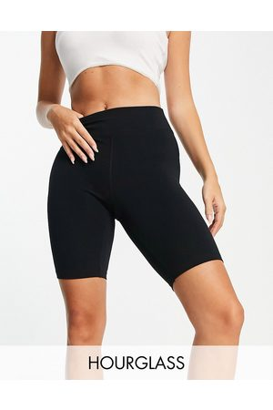 ASOS Donna Leggings & Treggings - Hourglass - Icon Booty - Leggings corti in Cotton Touch