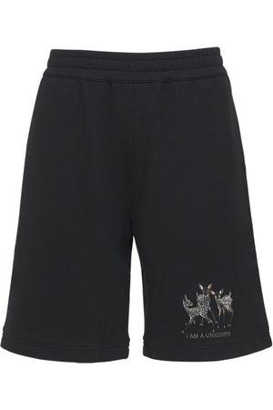BURBERRY Shorts In Jersey Di Cotone