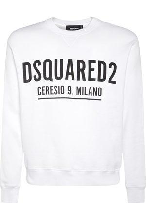 Dsquared2 Felpa Ceresio 9 In Cotone