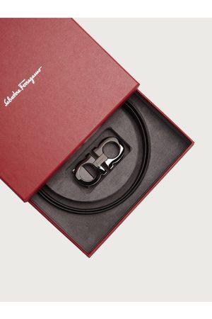 Salvatore Ferragamo Uomo Cinture - Uomo Gancini Switch belt box