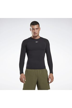 Reebok Maglia United By Fitness Compression Long Sleeve