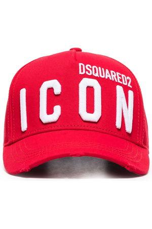 Dsquared2 Cappello da baseball con ricamo