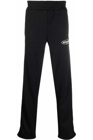 Palm Angels Pantaloni sportivi - Pantaloni sportivi con design color-block x Missoni