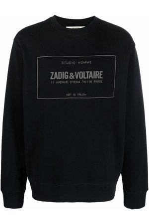 Zadig&Voltaire Uomo Felpe - Felpa con stampa Simba