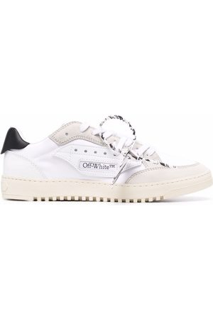 Off-White NEW SIMPLE SNEAKERS ECO CANV WHITE BLACK