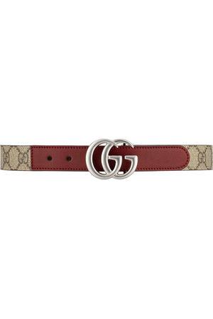 Gucci Cintura con logo GG